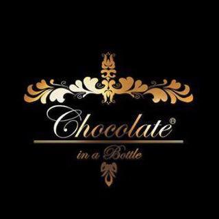 CHAMPAGNE CHOCOLATE INA BOTTLE